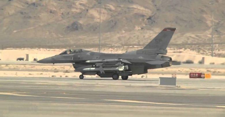 رسميا اسرائيل تعترف بسقوط احدى طائراتها اف 16