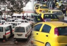 إجراءات جديدة لفائدة أصحاب التاكسي واللواج والنقل الريفي
