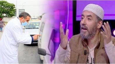 الجزيري للمكي ليس لنا وزارة صحة في تونس وانت لم تقدم سوى دموع وكمامات في الطريق العام