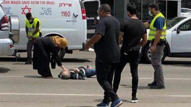 فيديو مروّع استشهاد فلسطيني برصاص الاحتلال أمام والدته