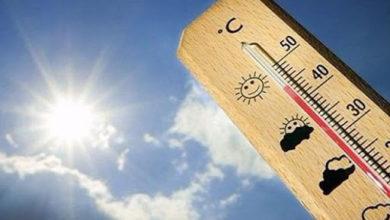 اليوم الأربعاء الحرارة تصل إلى 42 درجة