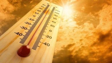 نشرة تحذيرية الحرارة ستتجاوز 50 درجة غدا