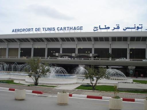 إرتفاع عدد الإصابات بكورونا في مطار تونس قرطاج