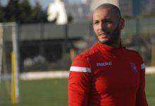 النجم الساحلي اصابة ياسين الشيخاوي بفيروس كورونا وحالة طوارئ في الفريق