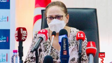 نصاف بن علية تونس بلغت الخطّ الأحمر في تفشي فيروس كورونا و لم نبلغ بعد الذروة