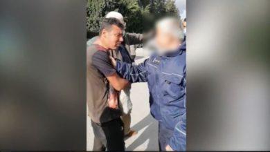 على إثر حادثة راعي الأغنام محاولة الإعتداء على منزل عون الأمن بسليانة