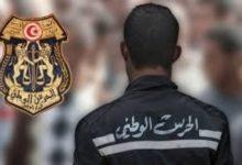 عمره 27 سنة وفاة عون بالحرس الوطني بطلقة من سلاحه