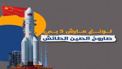 مجددا الصاروخ الصيني يمرّ فوق تونس اليوم .. ومكان سقوطه مجهول